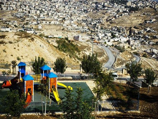נוף ציון ירושלים / צלם: אדוארד קפארוב